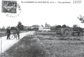 Village 1909 filtered